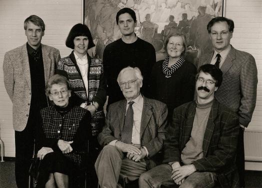 Historische foto van de Utermöhlen stichting